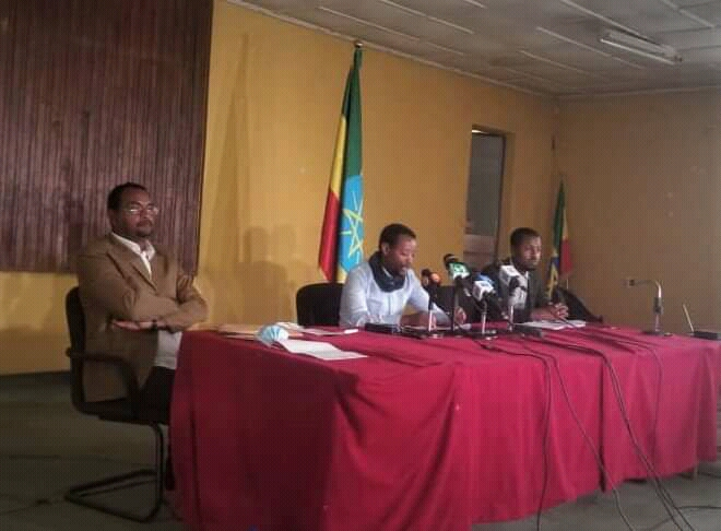 ethiopian journalist association